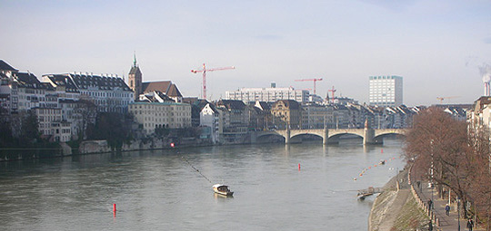 Basel am Rhy