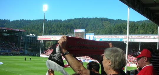 Freiburg, Stadion, 2014
