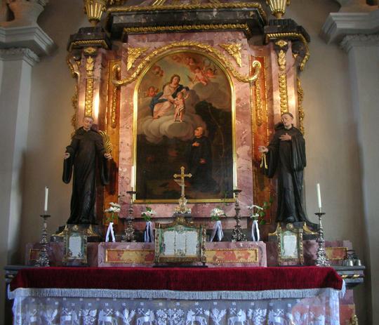 Meinrads Kapelle