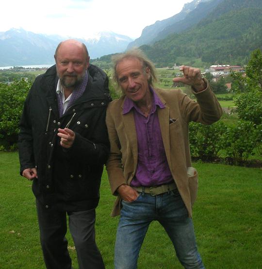 Der Verleger und sein Autor
