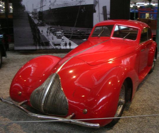 Bugatti!