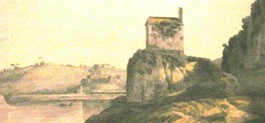 Noch eine Ansicht vom Tiber