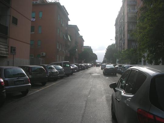 Auch das ist Rom: deprimierend