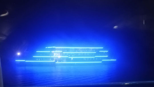 Das Geisterschiff Panta Rhei