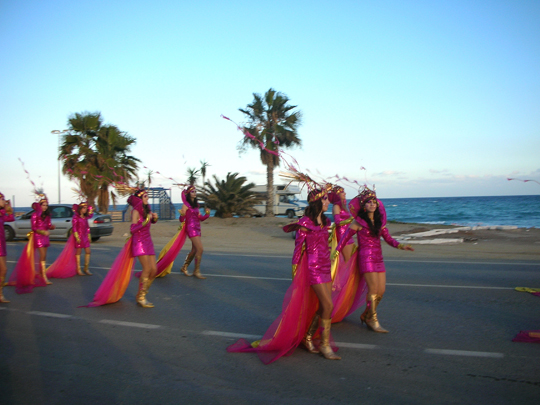 Ein Umzug in Spanien: wunderschön (2009)