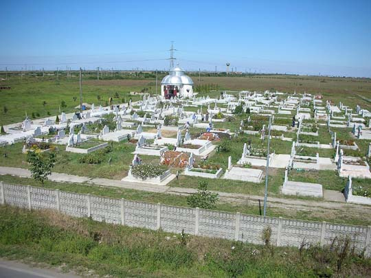 Friedhof, Ungarn
