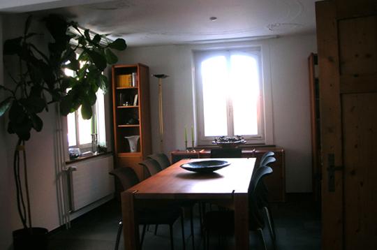 Wohnzimmer, St. Gallen-Ost (bis 2010)