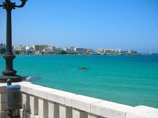 Ich glaube, das ist Otranto
