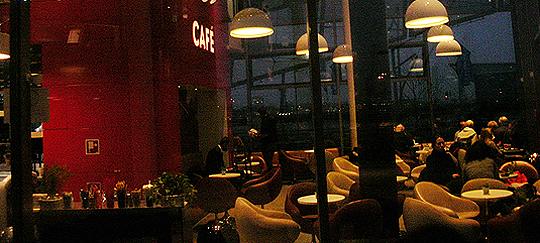 Café in Berlin