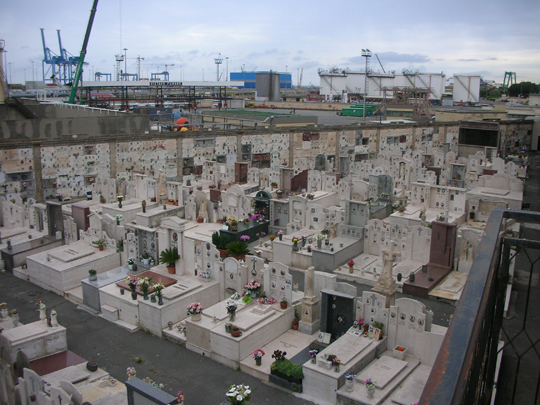 Friedhof Civitavecchia