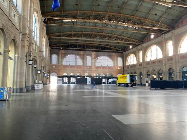 nochmal Zürich HB