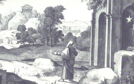 Auszug aus Einsiedlerischer Freimaurermeister von Hieronymus Hess (1799-1850)