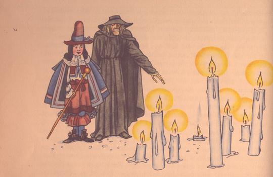 Illustration aus meinem Knaur-Buch, Berlin, 1937: von Ruth Koser-Michaels