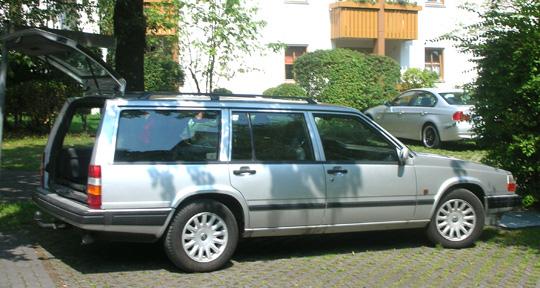 Ein schöner 740-er Volvo
