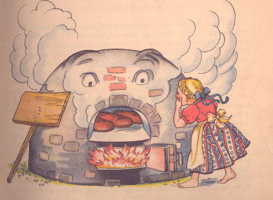 Illustration von Ruth Koser-Michaels aus meinem Buch von 1937
