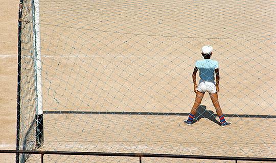 Fußball und die Politik, von HK