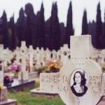 San MIchele, Grab einer jungen Frau